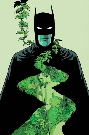 Batman and Poison ivy from All Star Batman 7