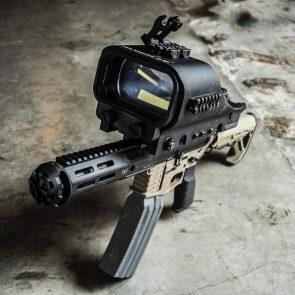 DI Optical DCL-120 optic