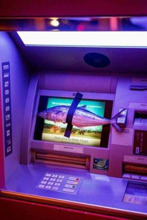 Fishy ATM