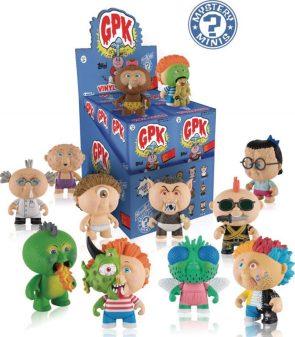 Garbage Pail Kids toys