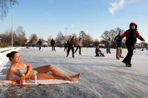 Ice Bathing