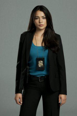 Natalie Martinez is a cop