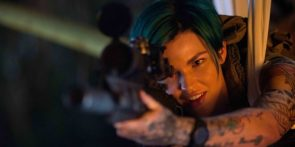 Ruby Rose was in xXx The return of xander cage