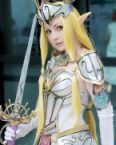 Shamandalie as Zelda