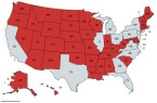 States with smaller population than NYC