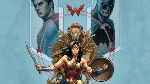 Wonder Woman is a Lion