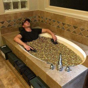 ammo bath