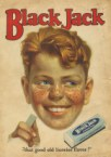black jack chewing gum