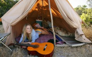 camping musician