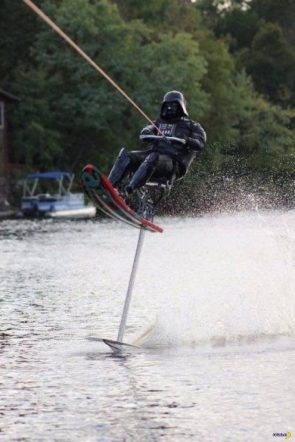 darth vader ski
