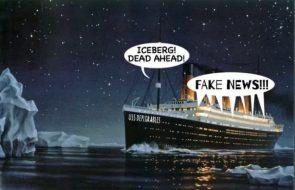 fake news ship