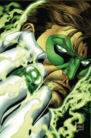 hal jordan and the GLC