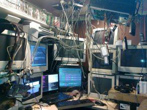 ineffective Server Room