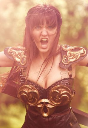 xena warrior princess cosplay