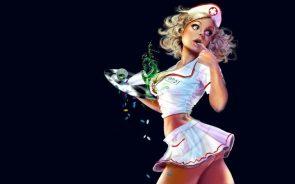 sara the sexy nurse