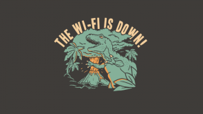 the wi-fi is down