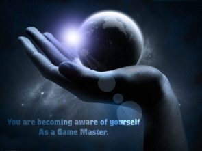 you are becoming aware