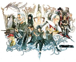 Final Fantasy Road Crew
