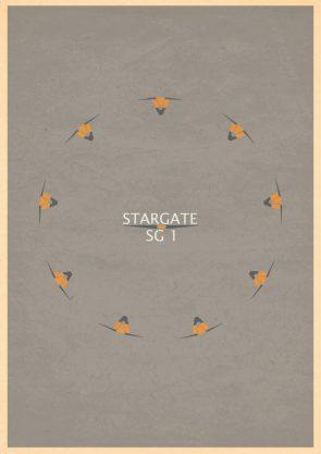 stargate SG-1 Movie Poster