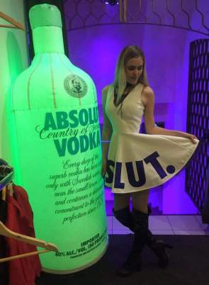 Absolut Slut