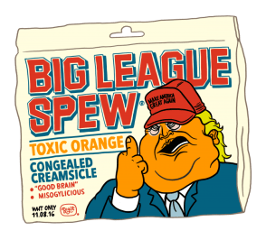 Big League Spew