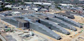 Brussles NATO Building