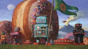 Donut Kingdom Robots