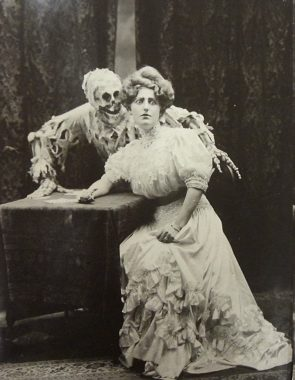 Hall Death the Lady 1906 Part 2