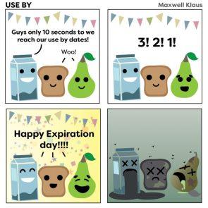 Happy Expiration Day