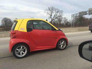 Little Tykes Smart Car