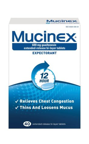 Mucinex requires an age check
