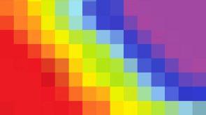 Pixel Roy G Biv