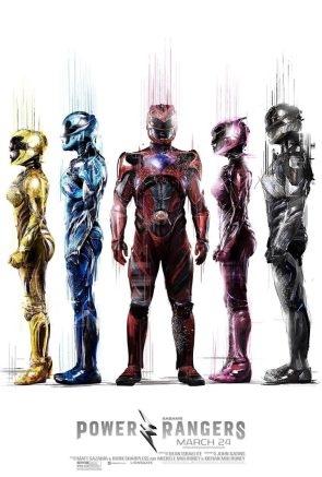 Power Rangers beaming into business