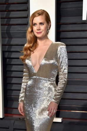 Amy Adams – 2017 Vanity Fair Oscar Party