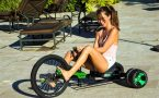 Riley Reid on a trike
