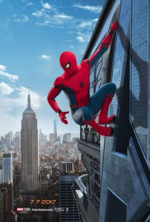 Spider-man HomeComing International Poster