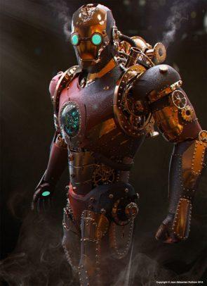 Steamworks Iron man