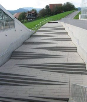 Trippy Stairs Ramp