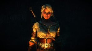 Witcher Woman