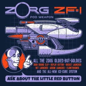 Zorg pod weapon