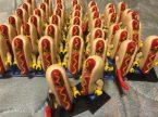 hot Dog LEGO mini fig army