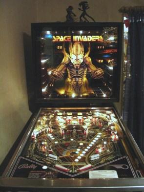 My Most Favorite Pinball Machine Evar