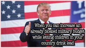 let children drink lead