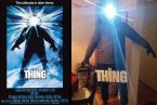 The Thing cosplay