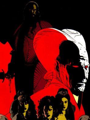 Mike Mignola art for Bram Stoker's Dracula