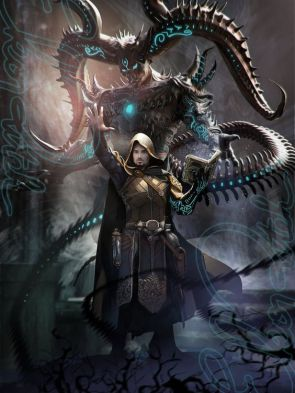 Mages and Planeswalkers