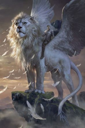 Chimera Super Lion Aka the best pet ever