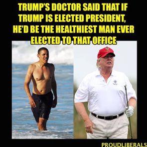 healthiest man