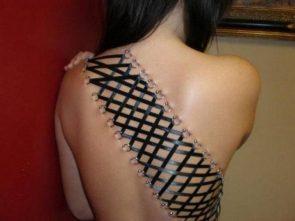 Back Piercings