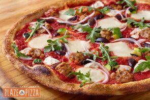 Blaze Pizza looks interesting
